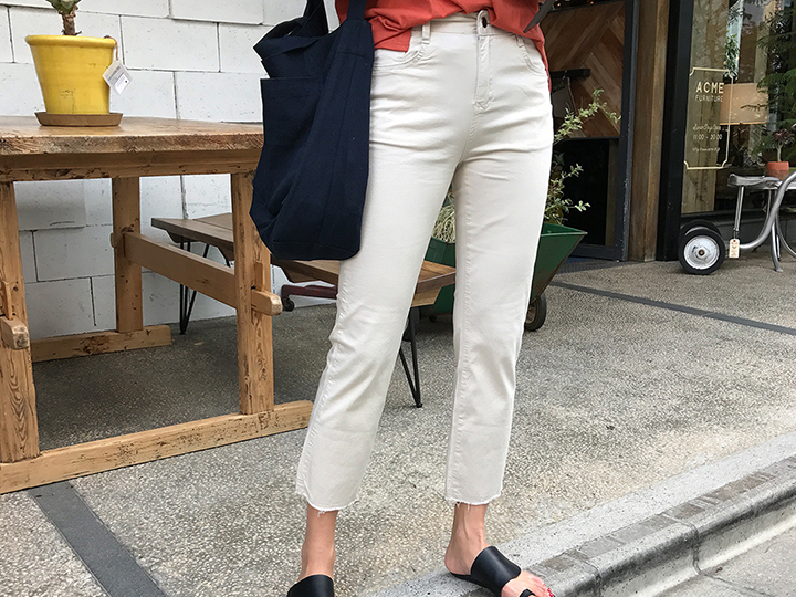 [Our] 라이크 pants (2 color)