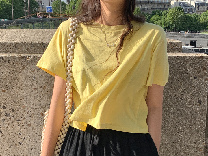 [Made] Nour tee (6 color)