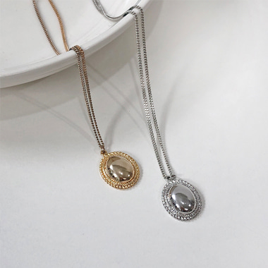 레스 necklace (2 color)