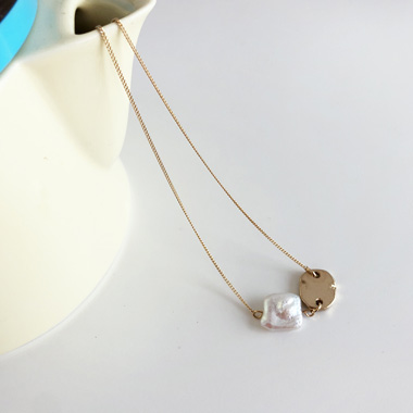 디폰 necklace