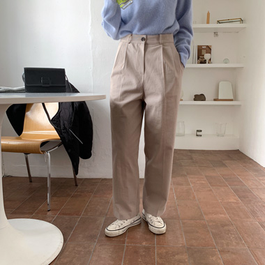 번드 pants (3 color)