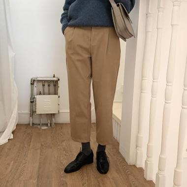 쿠른 pants (2 color)