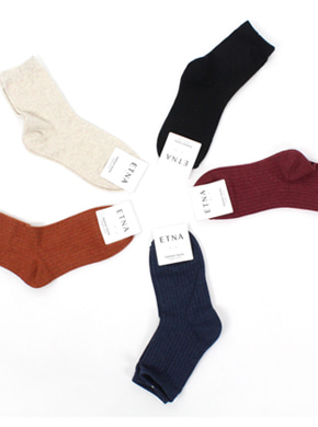 어텀socks (5 color)