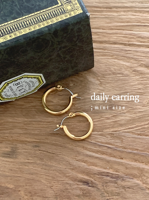 엔리 earring (2 color)